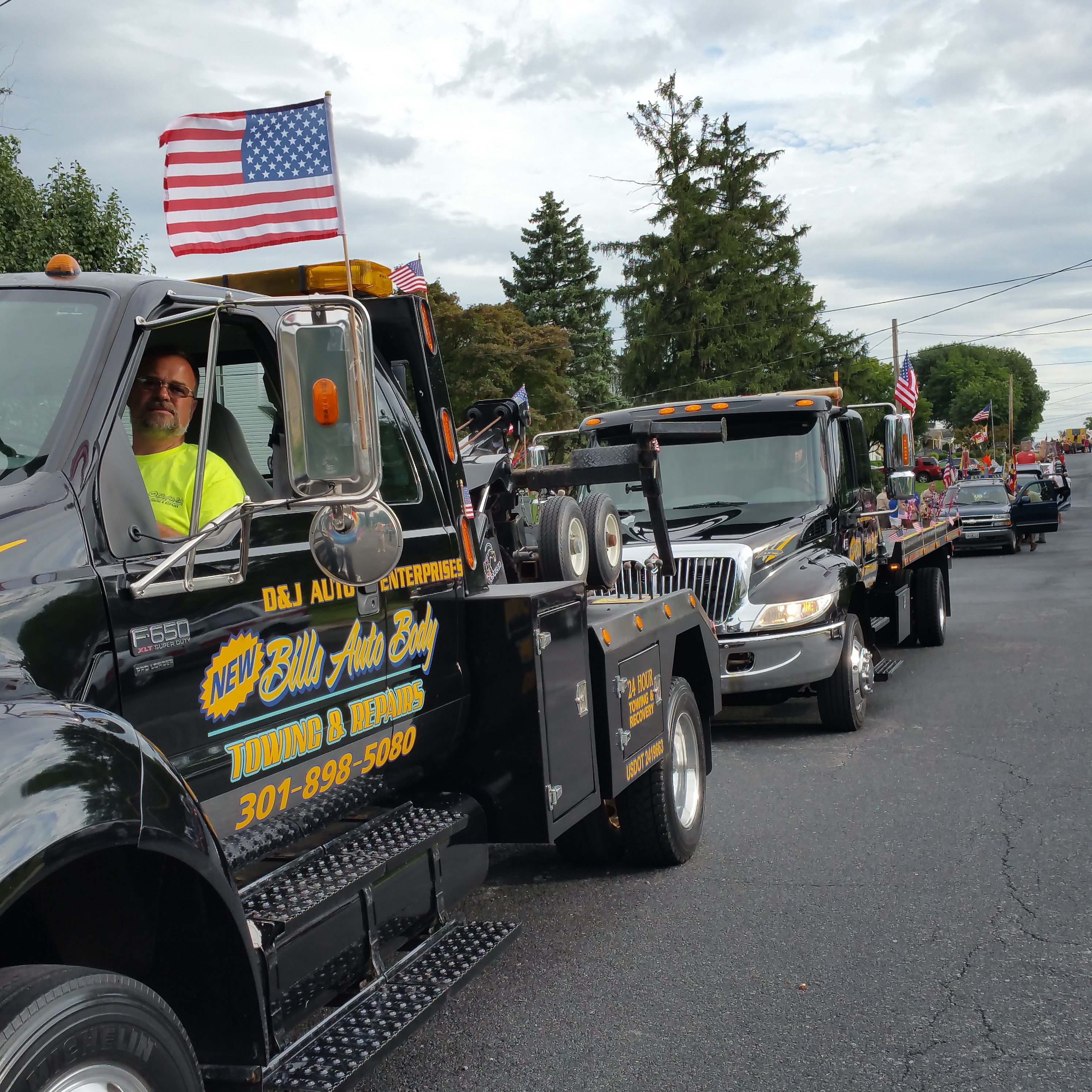 parade 2015 thurmont
